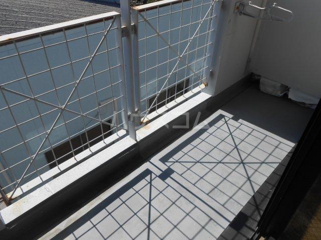 RX戸塚 405号室のバルコニー