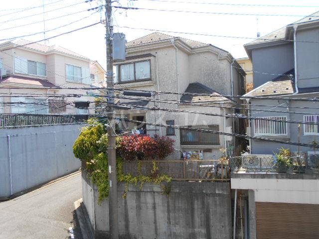昭和記念荘 202号室の景色