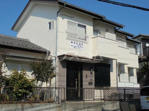 昭和記念荘 202号室の外観