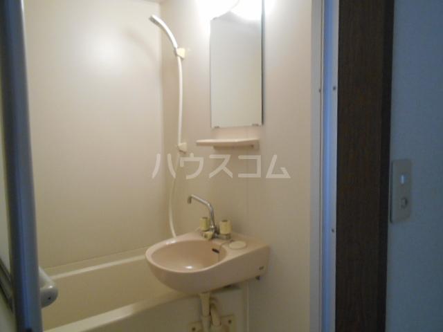 エレガンス 302号室の洗面所