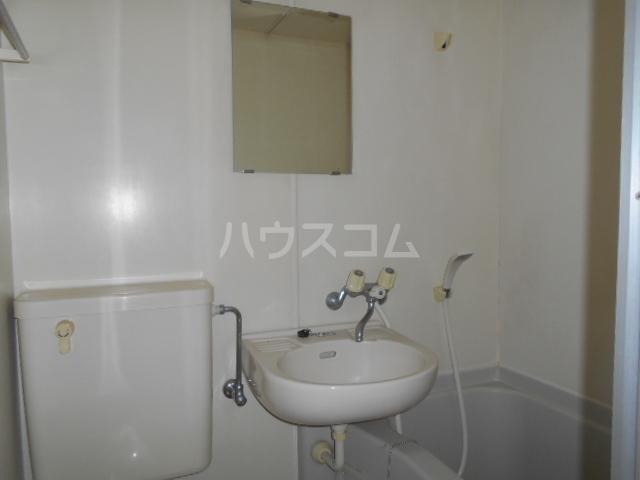 ハイツTM 204号室のトイレ