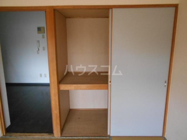 ヒヨシハイツ 204号室のバルコニー