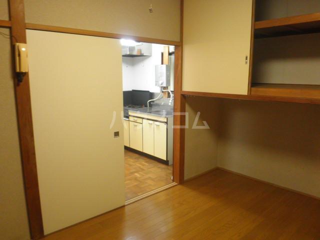ヤングハウス立山 103号室の居室