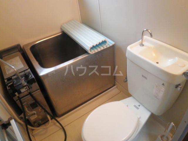 ヤングハウス立山 103号室の風呂