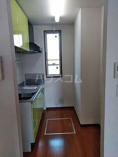 ディアス本町田 102号室のキッチン