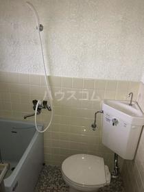 美保ビル 401号室のトイレ