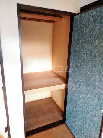 サニーコート 202号室の玄関