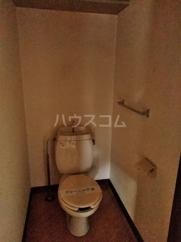 サニーコート 202号室のトイレ