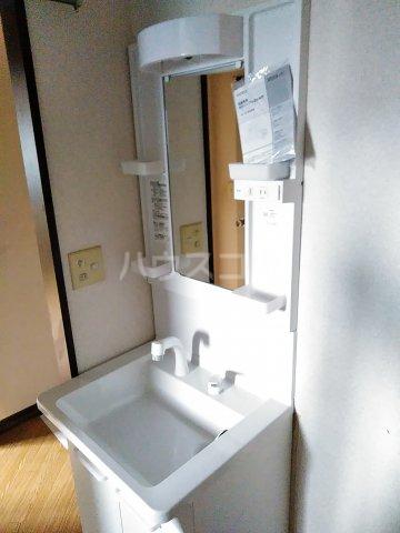 サニーコート 202号室の洗面所