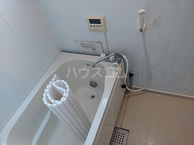 ハイツ南平台 A号室の風呂