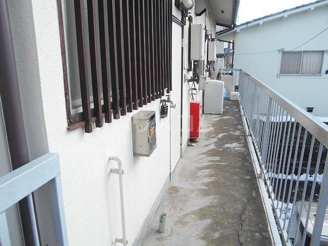 松山コーポ 201号室のその他共有