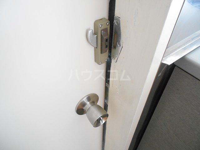 松山コーポ 201号室のセキュリティ