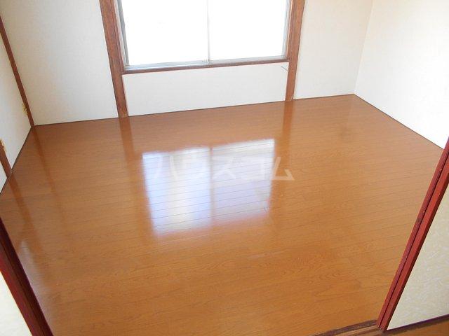 松山コーポ 201号室のベッドルーム