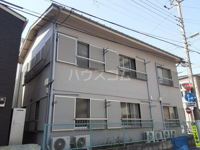 松山コーポ 102号室の外観