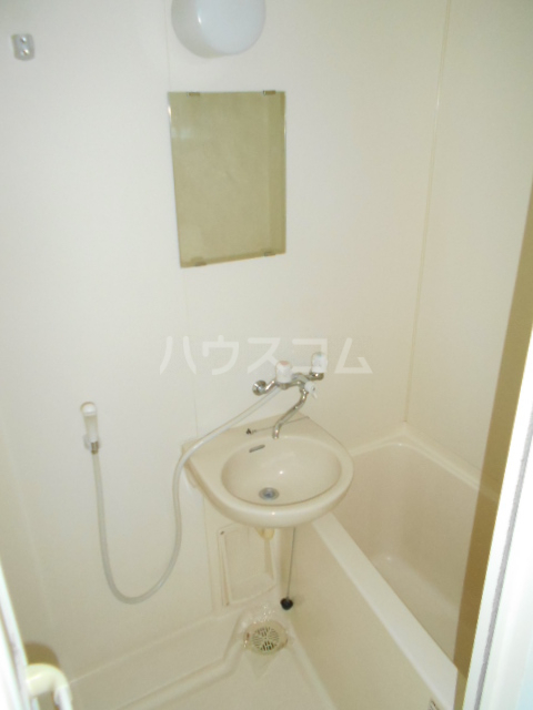 オードリービル 603号室の風呂