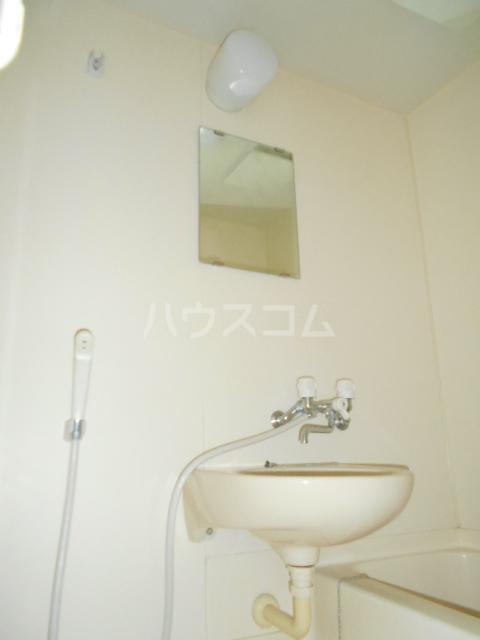 オードリービル 603号室の洗面所