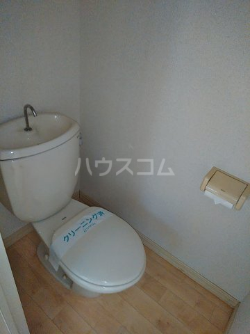 ラウレルハウス 101号室のトイレ