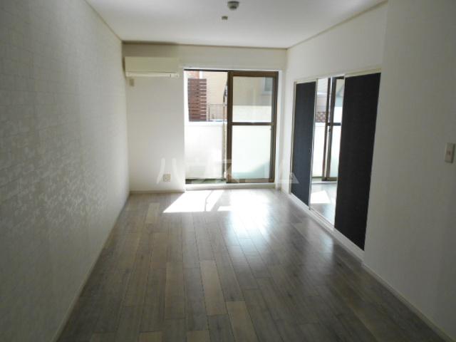 築山コーポ 203号室のキッチン