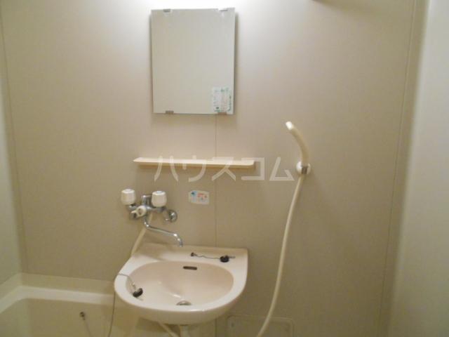 築山コーポ 203号室の収納