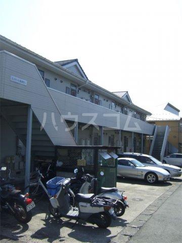 エステート長津田Ⅰ 205号室の駐車場