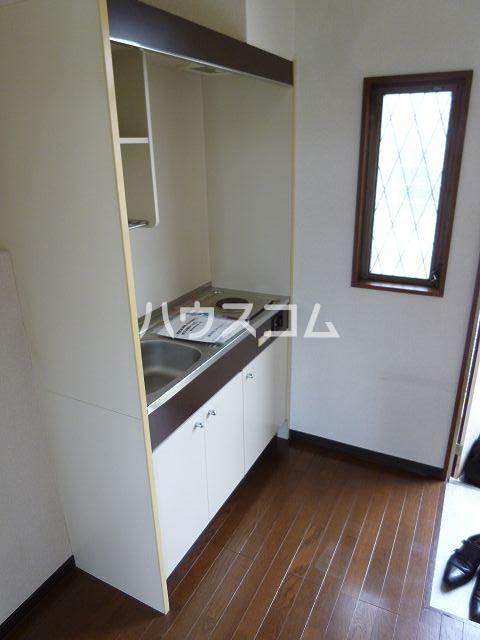 エステート長津田Ⅰ 205号室のキッチン