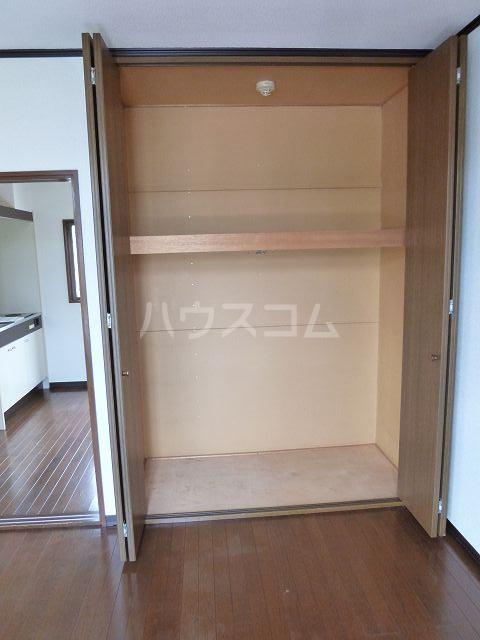 エステート長津田Ⅰ 205号室のベッドルーム