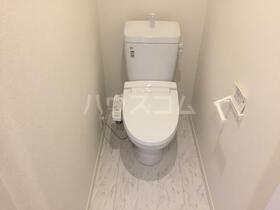クラッシィコート保土ヶ谷 102号室のトイレ
