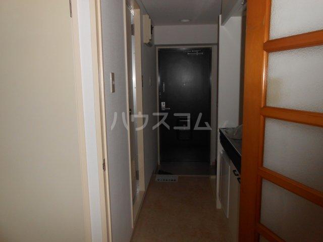 ピースフルハウス 402号室のベッドルーム
