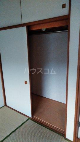 コンフォルト23 205号室の収納