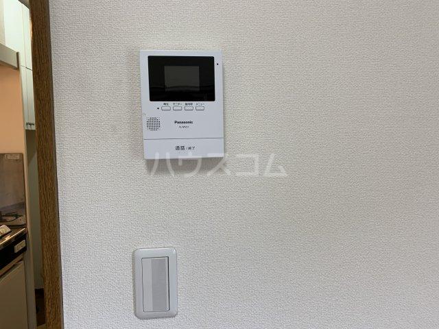 桜ヶ丘アイランド 108号室のセキュリティ