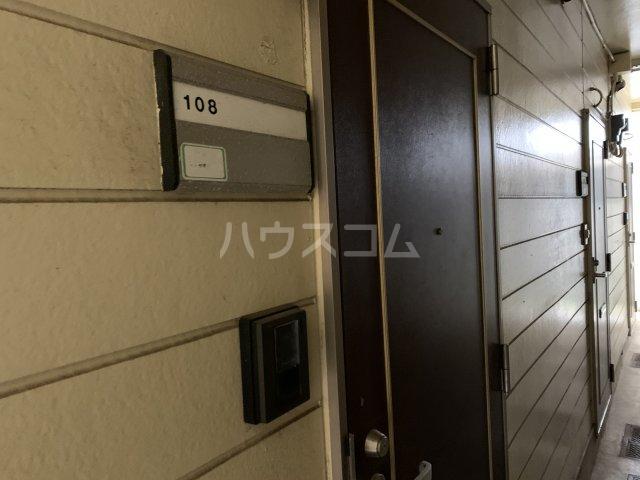 桜ヶ丘アイランド 108号室の玄関