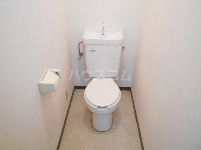 ヤガラハイツⅡ 205号室のトイレ