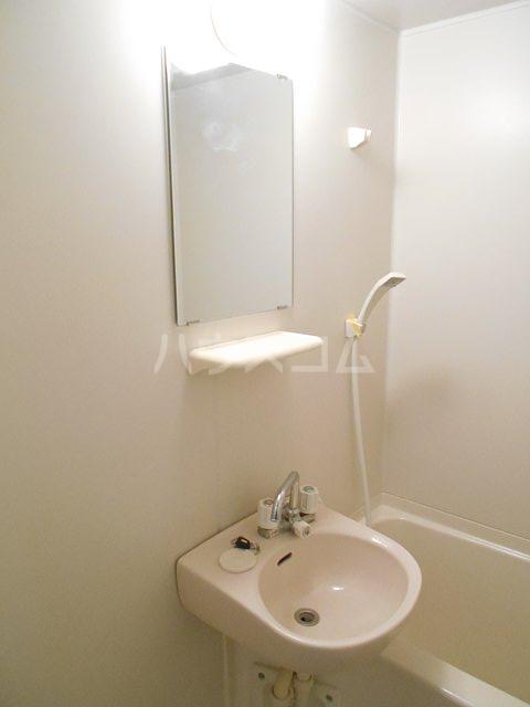 ヤガラハイツⅡ 205号室の洗面所