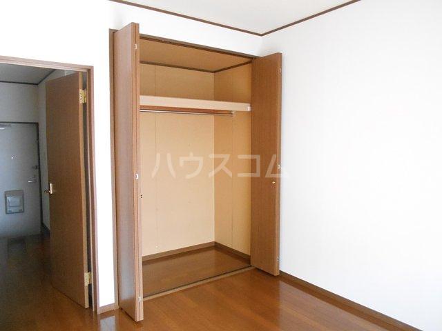 ヤガラハイツⅡ 205号室の収納