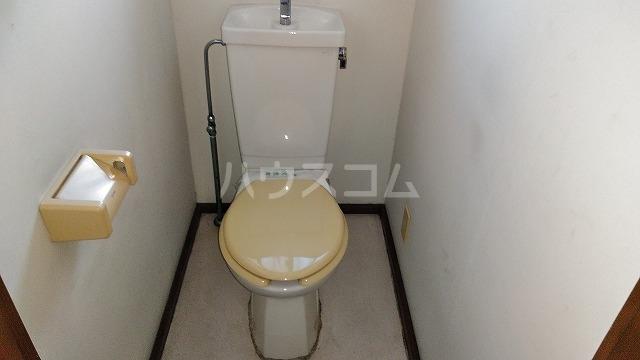 グラフィックスギャラリー 2-A号室のトイレ