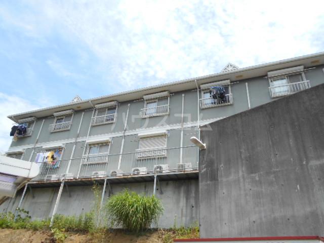 第二稲荷山ハイツB 2-D号室の外観