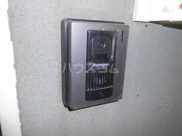 第二稲荷山ハイツB 2-D号室のセキュリティ