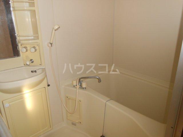 第二稲荷山ハイツB 2-D号室の風呂