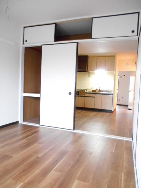 サニーホームズA 203号室のキッチン