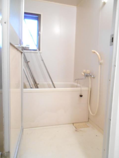 サニーホームズA 203号室の風呂
