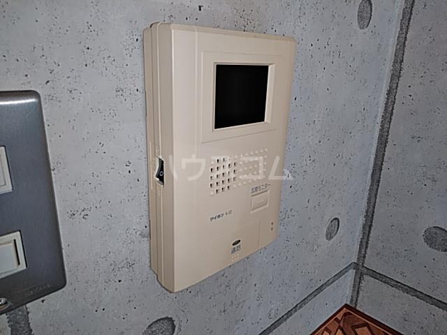 プロバンス 102号室のセキュリティ