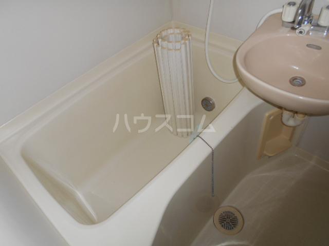 安西ハイツA棟 201号室の風呂
