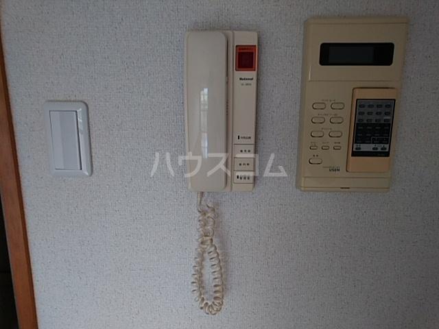 グレイスタウンコート 203号室のセキュリティ