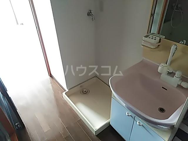 グレイスタウンコート 203号室の洗面所