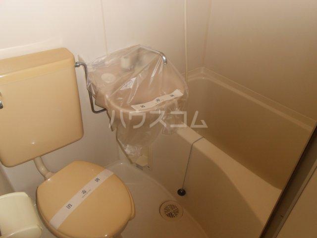 ピースフルハウス 401号室の風呂