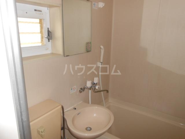 ハイツ・メイフィー 202号室の洗面所