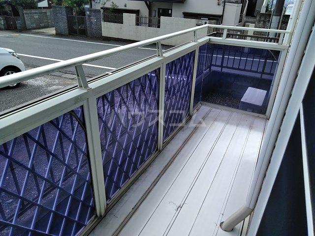 SIコーポ 101号室のバルコニー