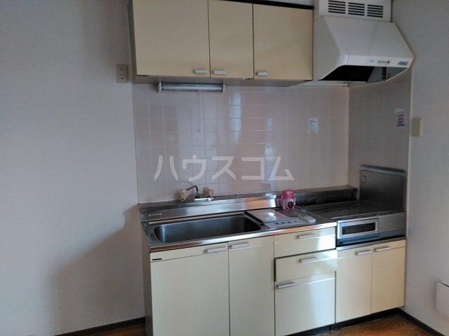 SIコーポ 101号室のキッチン