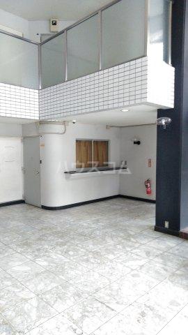 メゾン・ド・ドリーム横浜 27号室のロビー