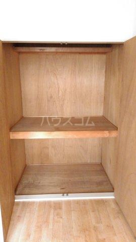 メゾン・ド・ドリーム横浜 27号室の収納